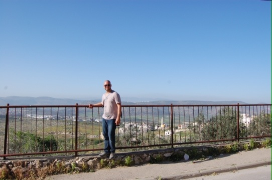 Israel lookout Point