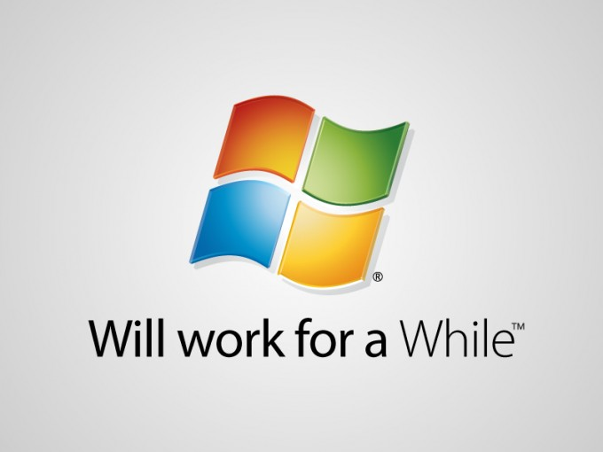 Windows Logo Redesigned