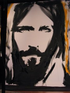 Jesus, Mike the Jesus Painter