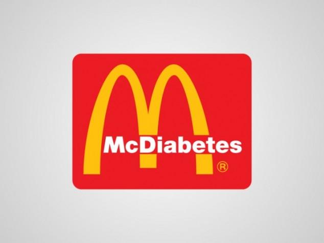 Funny McDonalds Logo