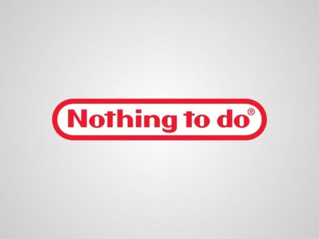 Funny Nintendo Logo