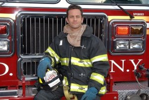 Fireproof the Movie, Kirk Cameron